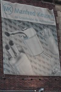 keusen banner